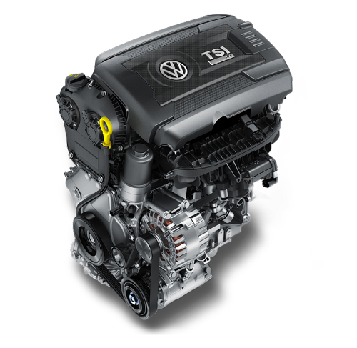 Volkswagen Engines - TV 2