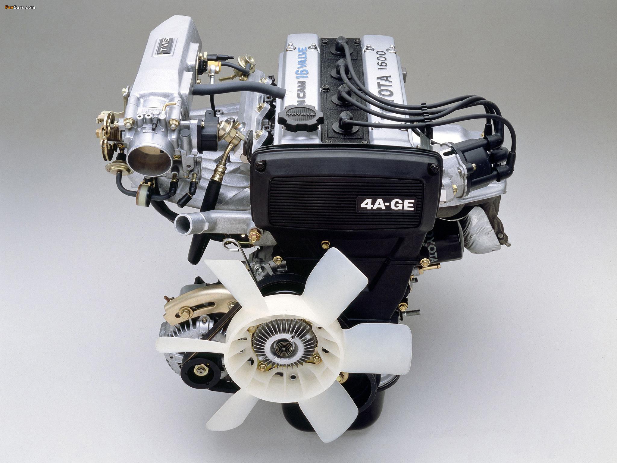 4AGE Twincam 16V