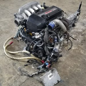 Toyota Engines - TV 2